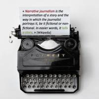 La narration journalistique prend ses quartiers