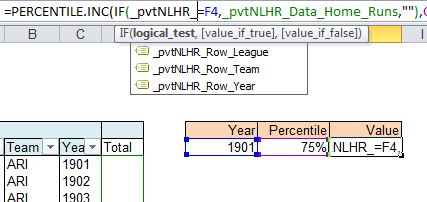 pivot table named range generator intellisense