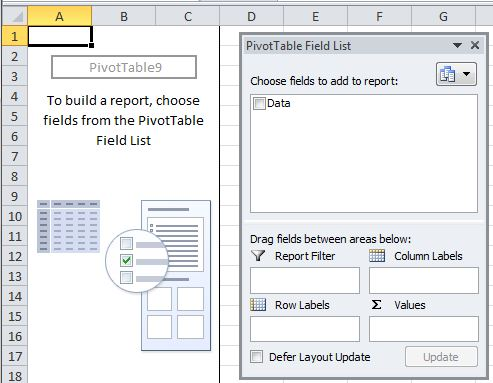 Create self referencing pivot 3