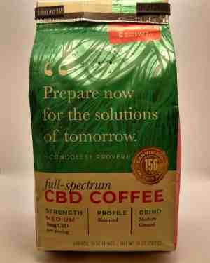 full spectrum cbd coffee