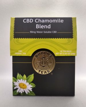 90mg water soluble cbd chamomile blend