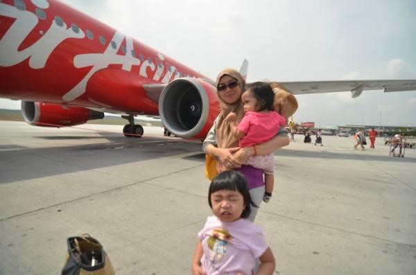 Trip berakhir. Jom balik Malaysia! :-)