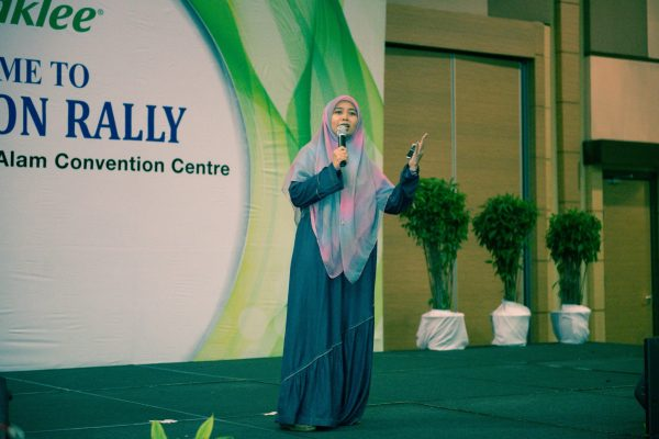 Shaklee Motivation Rally SACC