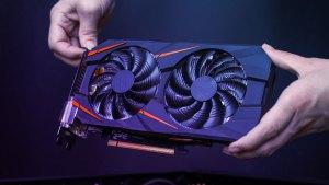 GPU-Based Malware Attack