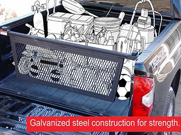 """Toyota Tundra Deck Rail System: """"Maximize Versatility"""""""