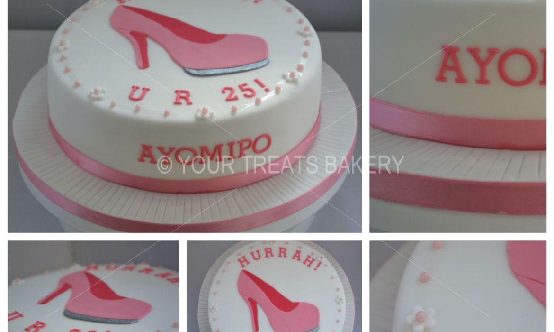 Head over Heels Cake