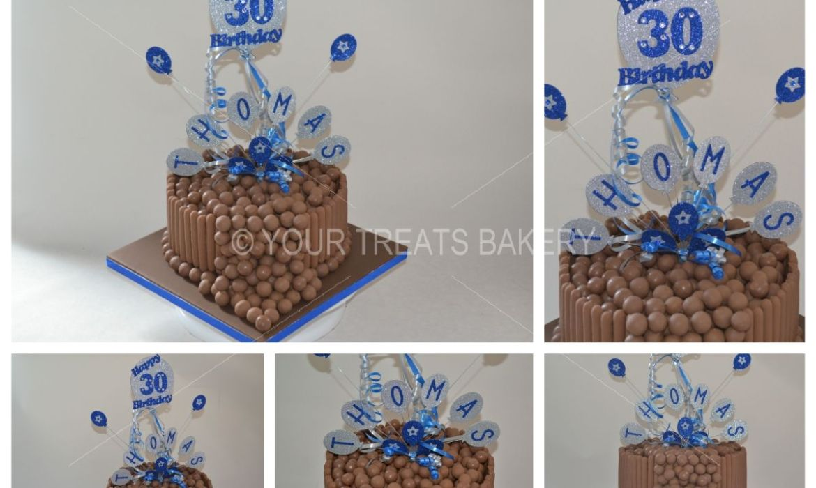Malteasers Breakthrough Cake