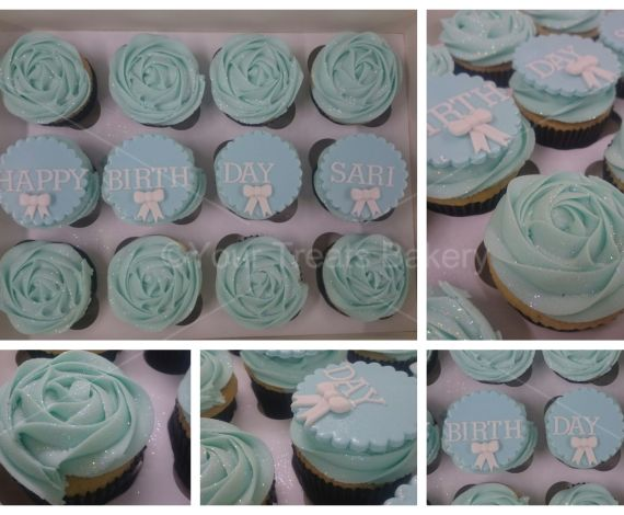 Lovely Pastel Cupcakes