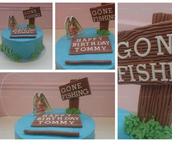 Fishing Fish Cake