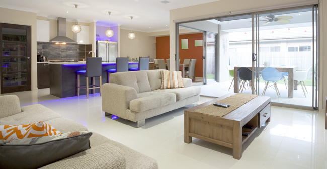 upscale modern living, family room - Bill Salvatore, Realty Excellence East Valley - Arizona Elite Properties