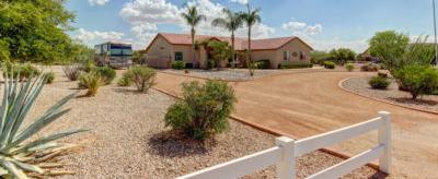 Horse Property, Rural Home for Sale, Queen Creek Home - Bill Salvatore, Arizona Elite Properties 602-999-0952