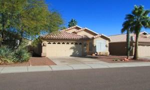 distant view of 4446 E Desert Wind Dr, Phoenix / Ahwatukee AZ - Great Ahwatukee neighborhood near Loop 101 and I-10 - Bill Salvatore, Arizona Elite Properties -602-999-0952 - Elite Property Management