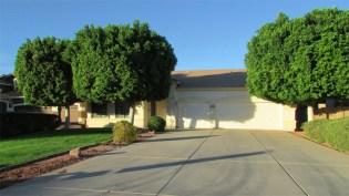 long driveway and 3-car garage - Sits back from the street - 1162 S Sandstone St, Gilbert AZ - Bill Salvatore, Arizona Elite Properties 602-999-0952 - Arizona Real Estate