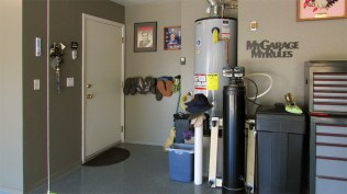 41 garage water softener
