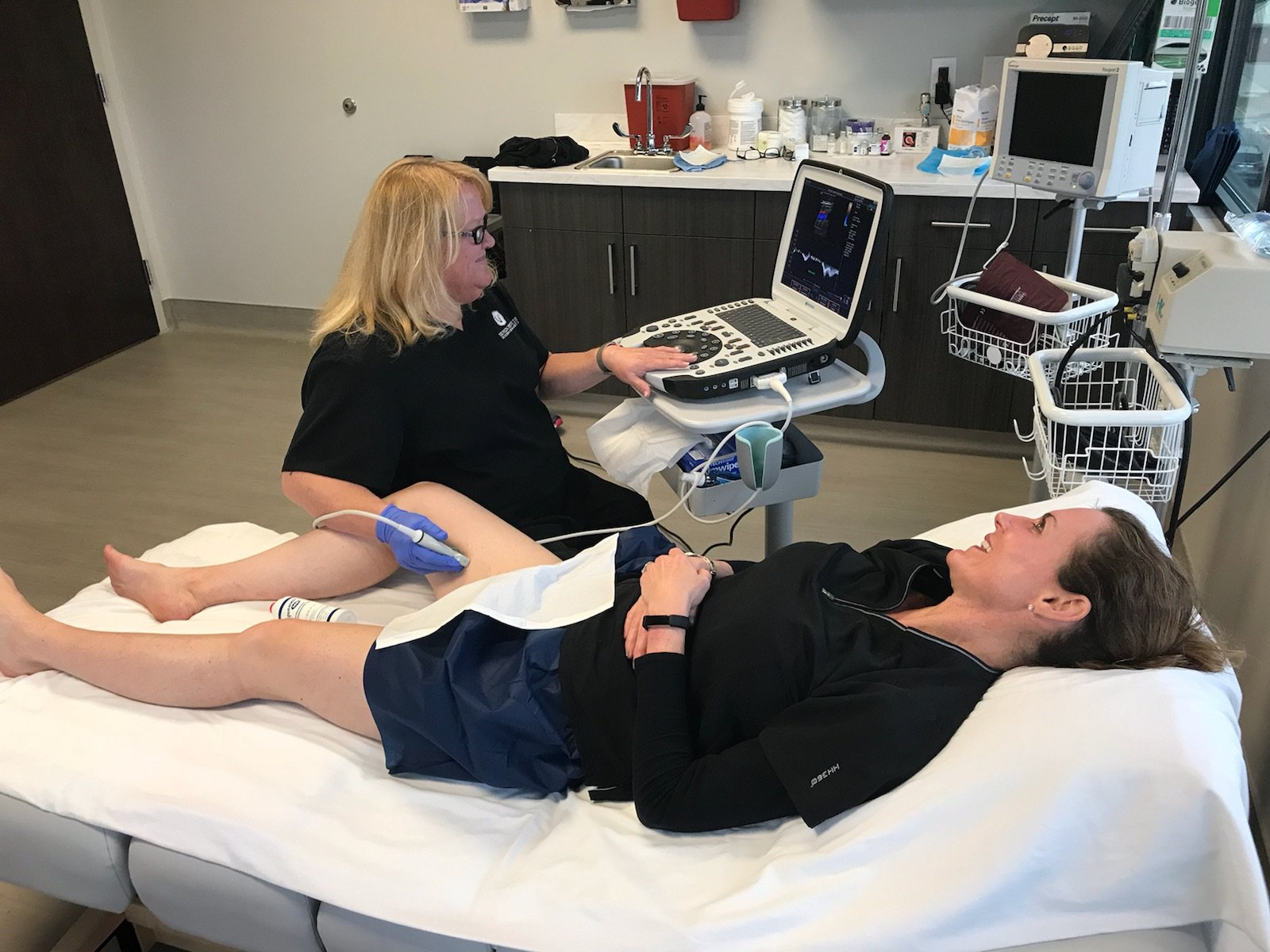 Why Ultrasound Therapy Is Vital For Detecting Amp Treating Vein Disease