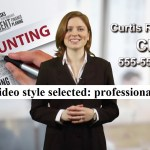 103 sample video style selected professional services