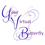 Your Virtual Butterfly Virtual Solutions Logo