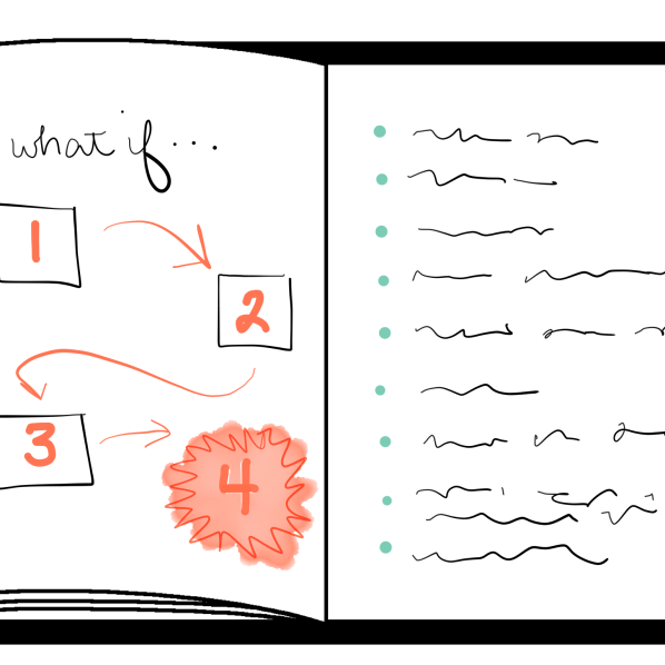 3 Ideas for Adding Visuals to Your Journal – Even if You are Not an Artist