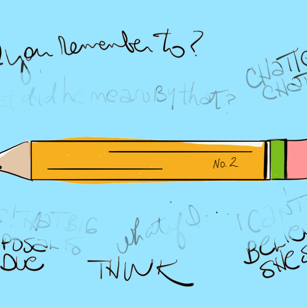 9 Ways a Humble Pencil Can Silence Brain Chatter