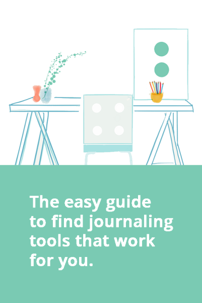 The easy guide to find the journaling tools that work for you. A guide to different brands.
