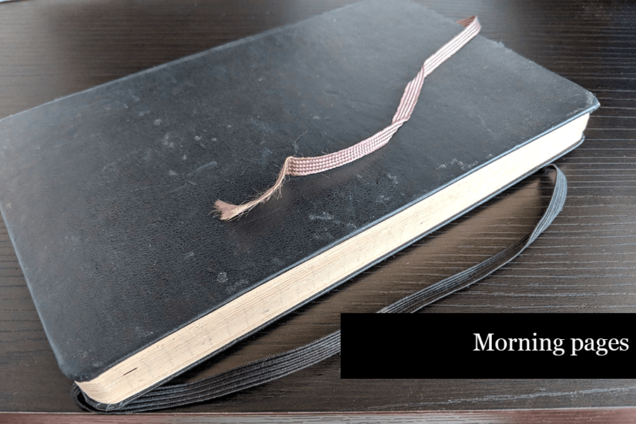 How to Journal - Morning Pages