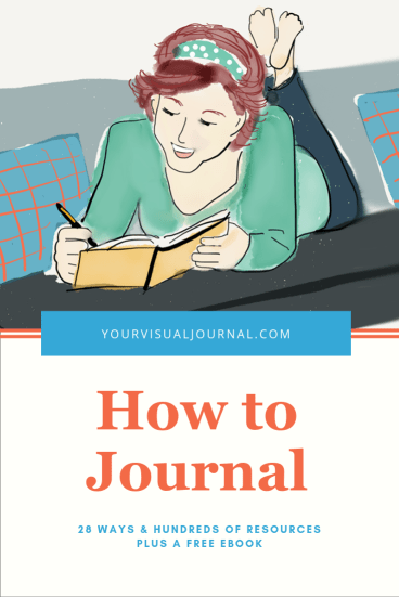 Want to learn how to journal? Subscribe and get the free How to Journal PDF
