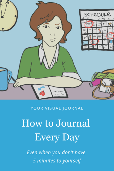 How To Journal Every Day