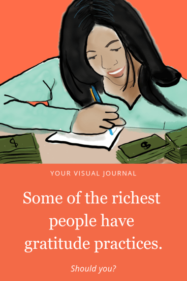 Some Of The Richest People Practice Gratitude