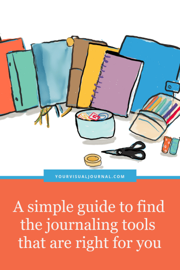 A Simple Guide To Find The Journaling Tools That Are Right For You