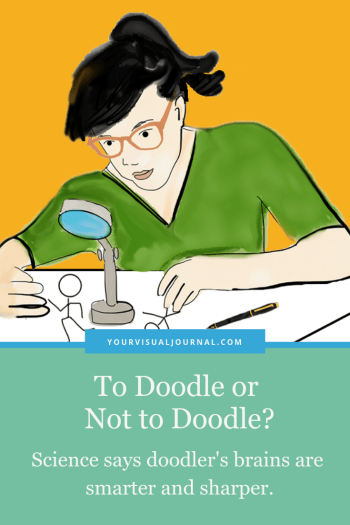 To Doodle or Not to Doodle?