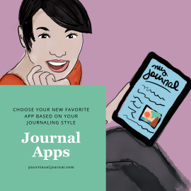 Looking for a journal app? We put the work in for you. Here is a quick, scannable guide to journal apps, sorted by your personal journaling style, with highlights on the features, to make it easy to find one to test drive.