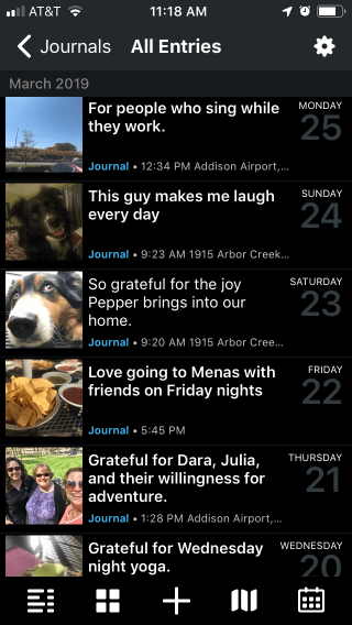 DayOne Journaling App