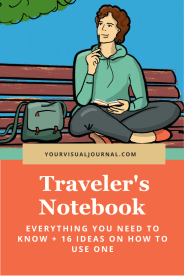 This ebook contains everything you need to know about the Traveler's Notebook--including why so many people love them!