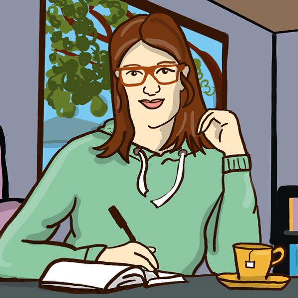 Peek Inside a Journal | Kathrin Jebsen-Marwedel