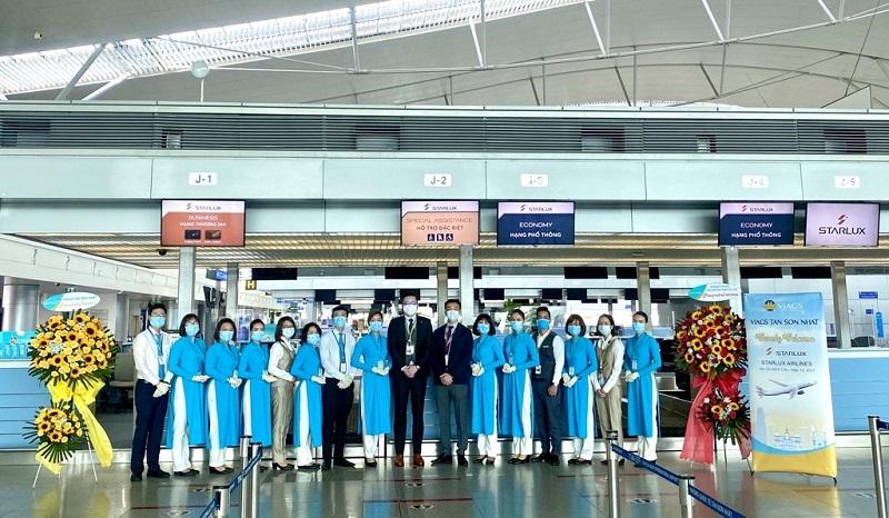 越南 星宇航空 全體合照 2