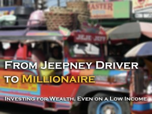 From Jeepney Driver to Millionaire