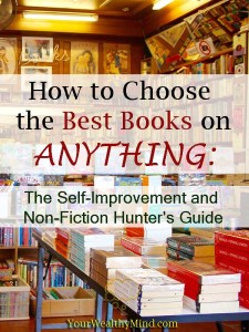 choose best books on anything self improvement non fiction hunters guide pixabay pinterest yourwealthymind your wealthy mind