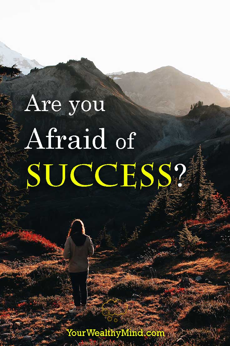 are you afraid of success yourwealthymind your wealthy mind pixabay