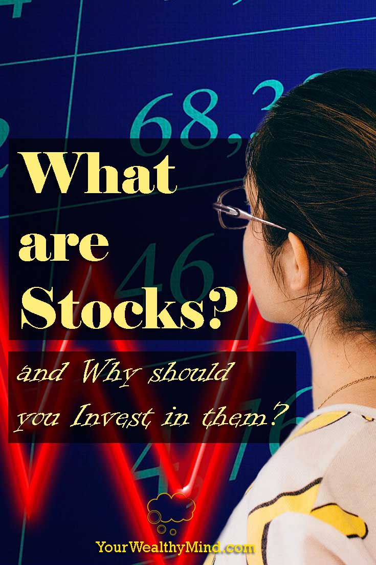 what are stocks and why should you invest in them yourwealthymind your wealthy mind