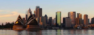 Sydney Opera Skyline