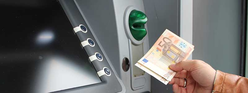 automated teller machine money 50 atm