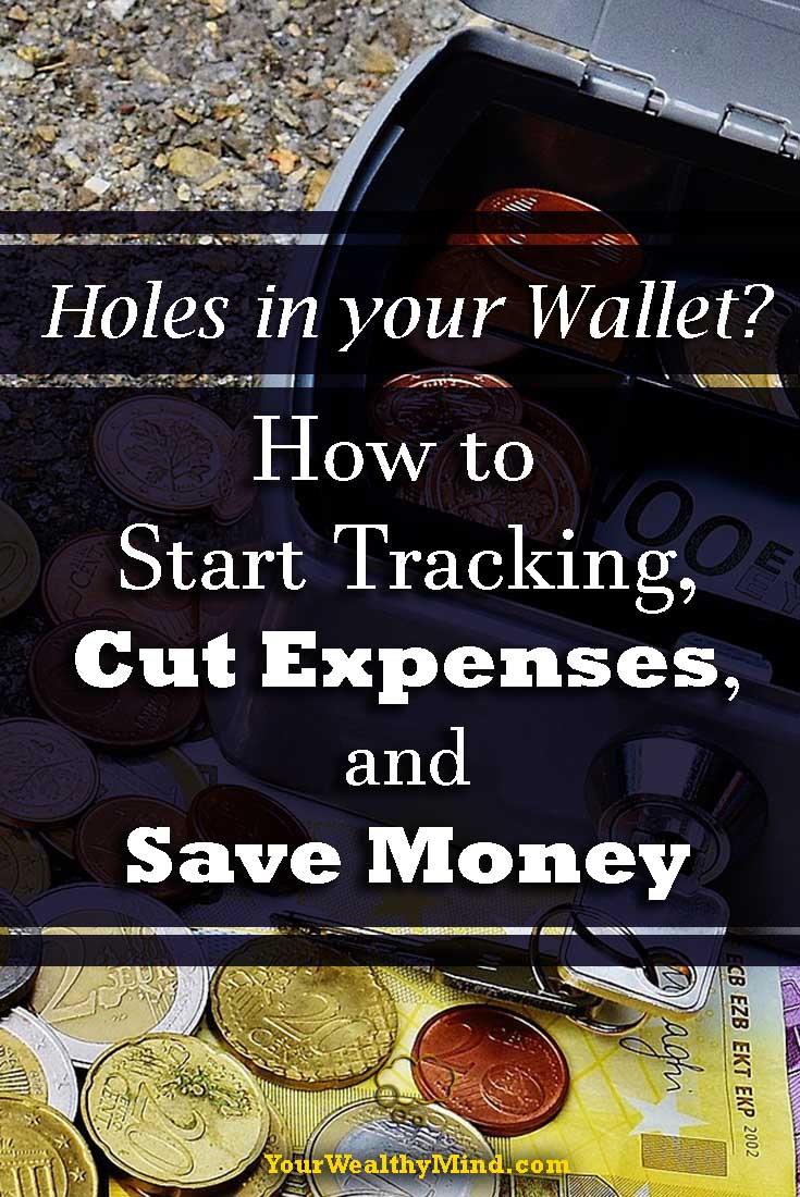 Holes in your Wallet? How to Start Tracking, Cut Expenses, and Save Money - Your Wealthy Mind