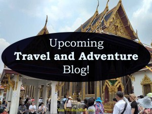 Upcoming Travel and Adventure Blog your wealthy mind