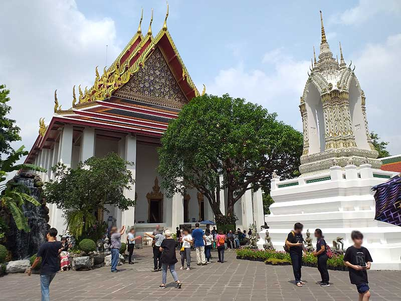 wat pho your wealthy mind