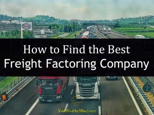 How to Find the Best Freight Factoring Company
