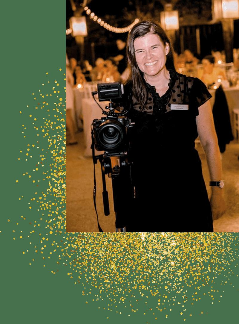 Non cheesy wedding videographer
