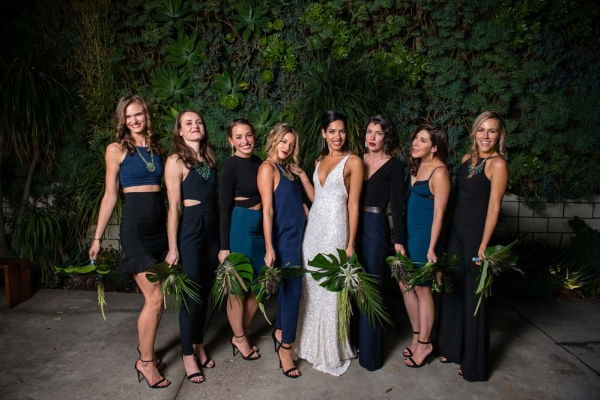 Choosing the right look for your Bridesmaids