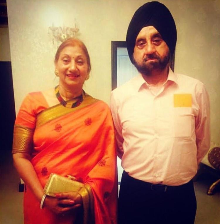 Honey Singh Parents (Sardaar Sarabjit Singh & Bhupinder Kaur)