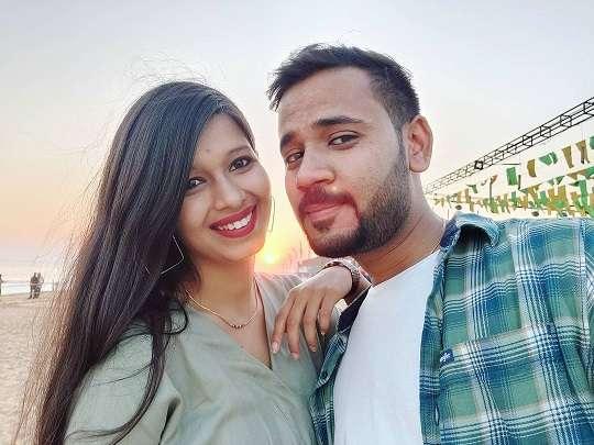 RJ Kartik and Ashvini Vyas