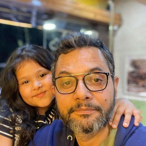 RJ-Neelesh Mishra Daughter Vaidehi Misra